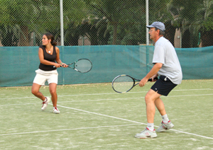 STAGES ADULTES DE TENNIS