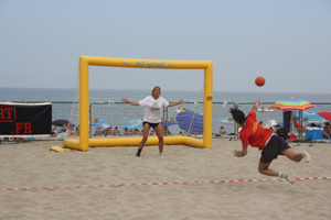 SANDBALL TOUR CATALAN
